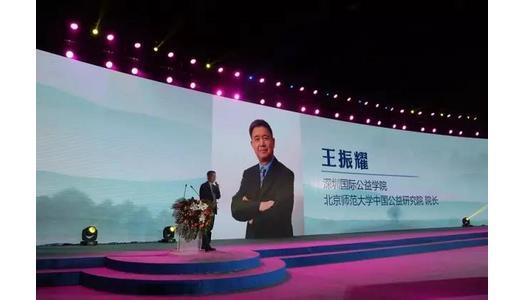 王振耀: 善经济与中国公益的使命