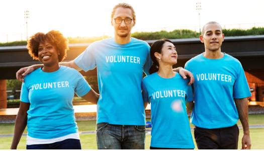 征集 | 志愿者的故事